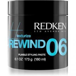 Redken Texturize Rewind 06 styling modellező paszta hajra hajra  150 ml