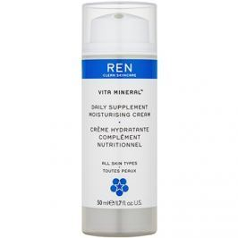 REN Vita Mineral nappali hidratáló krém tápláló hatással  50 ml