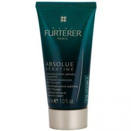 Rene Furterer Absolue Kératine lemosást nem igénylő megújító krém a nagyon károsult hajra  30 ml