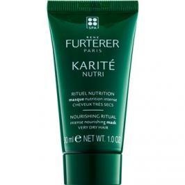 Rene Furterer Karité Nutri intenzíven tápláló maszk a nagyon száraz hajra  30 ml