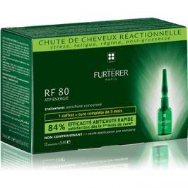 Rene Furterer RF 80 szérum hajhullás ellen  12x5 ml