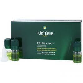 Rene Furterer Triphasic vht+ regeneráló kúra hajhullás ellen  8x5,5 ml