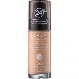 Revlon Cosmetics ColorStay™ tartós matt make-up SPF15 árnyalat 240 Medium Beige 30 ml