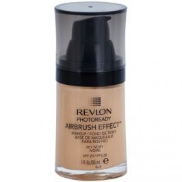 Revlon Cosmetics Photoready Airbrush Effect™ folyékony make-up SPF 20 árnyalat 001 Ivory 30 ml