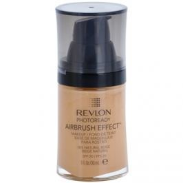 Revlon Cosmetics Photoready Airbrush Effect™ folyékony make-up SPF 20 árnyalat 005 Natural Beige 30 ml