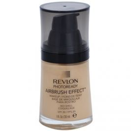 Revlon Cosmetics Photoready Airbrush Effect™ folyékony make-up SPF 20 árnyalat 003 Shell 30 ml