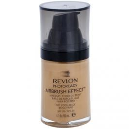 Revlon Cosmetics Photoready Airbrush Effect™ folyékony make-up SPF 20 árnyalat 007 Cool Beige 30 ml
