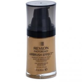 Revlon Cosmetics Photoready Airbrush Effect™ folyékony make-up SPF 20 árnyalat 008 Golden Beige 30 ml