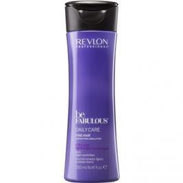 Revlon Professional Be Fabulous Daily Care tömegnövelő kondicionáló gyenge szálú hajra  250 ml