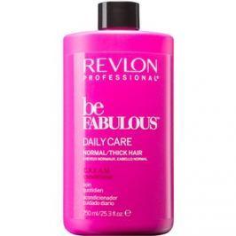 Revlon Professional Be Fabulous Daily Care balzsam normáltól dús hajig  750 ml