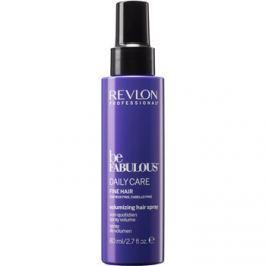 Revlon Professional Be Fabulous Daily Care tömegnövelő spray  80 ml