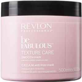 Revlon Professional Be Fabulous Texture Care hidratáló és simító maszk  500 ml