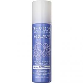 Revlon Professional Equave Blonde öblítést nem igénylő spray kondicionáló szőke hajra  200 ml
