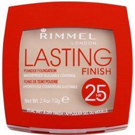 Rimmel Lasting Finish 25H ultra könnyű állagú púder árnyalat 001 Light Porcelain 7 g