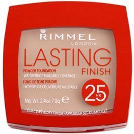 Rimmel Lasting Finish 25H ultra könnyű állagú púder árnyalat 005 Warm Honey 7 g