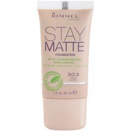 Rimmel Stay Matte mattító make-up árnyalat 303 True Nude 30 ml