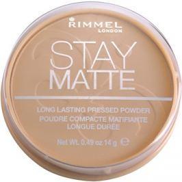 Rimmel Stay Matte púder árnyalat 004 Sandstorm  14 g