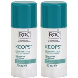 RoC Keops dezodor deo stift  24h  2x40 ml