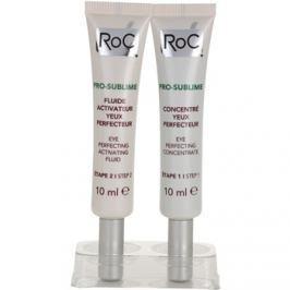 RoC Pro-Sublime intenzív ápolás a duzzanatokra és a sötét karikákra  2x10 ml