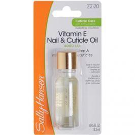 Sally Hansen Cuticle Care tápláló olaj a körmökre és a körömbőrre Vitamin E Nail and Cuticle Oil 13,3 ml