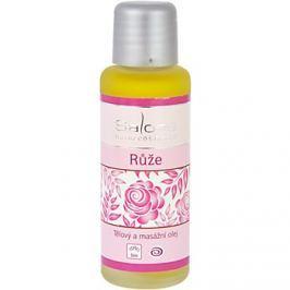 Saloos Bio Body and Massage Oils test és masszázs olaj Rózsa  50 ml