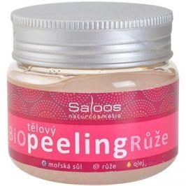 Saloos Bio Peeling rózsa test peeling   140 ml