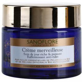 Sanoflore Merveilleuse feszesítő és tápláló krém a ráncok ellen  50 ml