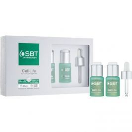 SBT CellLife aktivizáló szérum az arcbőr megerősítésére és nyugtatására mindennapi használatra  2 x 15 ml