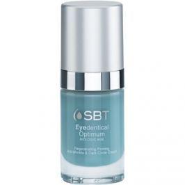 SBT Optimum Eyedentical szemkrém a sötét karikák és ráncok csökkentésére  15 ml