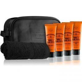 Scottish Fine Soaps Men's Grooming Thistle & Black Pepper kozmetika szett III.