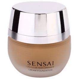 Sensai Cellular Performance Foundations krémes make-up SPF15 árnyalat CF 25 Topaz Beige 30 ml
