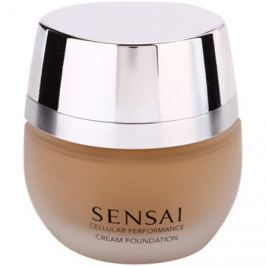 Sensai Cellular Performance Foundations krémes make-up SPF15 árnyalat CF 24 Amber Beige 30 ml