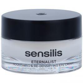 Sensilis Eternalist tápláló krém a szem körüli bőr sűrűségének megújításáért  15 ml