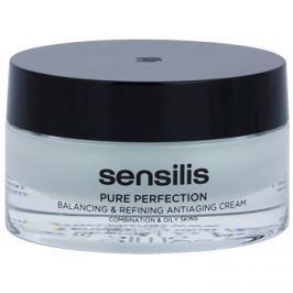 Sensilis Pure Perfection normalizáló krém zsíros bőrre ránctalanító hatással  50 ml