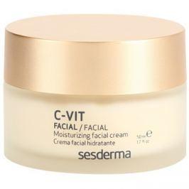 Sesderma C-Vit hidratáló arckrém öregedés ellen C-vitaminnal  50 ml