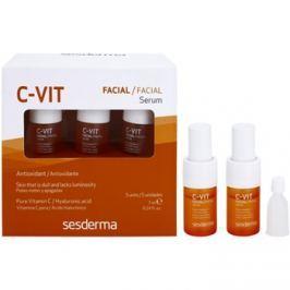 Sesderma C-Vit kettős szérum fiatalító hatással  5 x 7 ml