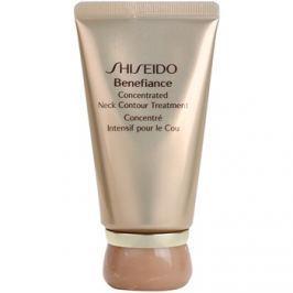 Shiseido Benefiance ránctalanító és regeneráló krém nyakra és a dekoltázsra  50 ml