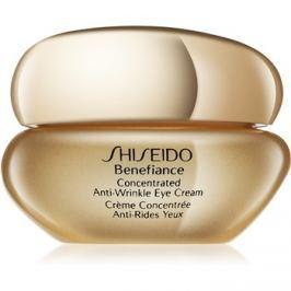 Shiseido Benefiance szemkrém a duzzanatok és ráncok ellen  15 ml