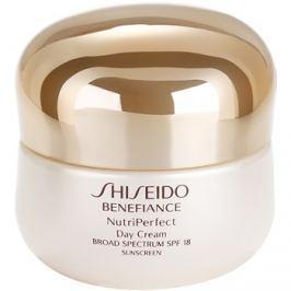 Shiseido Benefiance NutriPerfect fiatalító nappali krém SPF15  50 ml