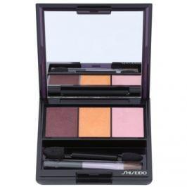 Shiseido Eyes Luminizing Satin trio szemhéjfesték  árnyalat OR 316 3 g