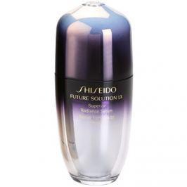 Shiseido Future Solution LX élénkítő szérum egységesíti a bőrszín tónusait  30 ml