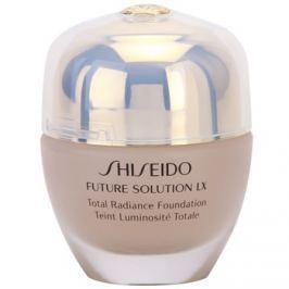 Shiseido Future Solution LX élénkítő make-up SPF15 B40 Natural Fair Beige  30 ml