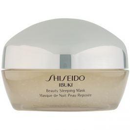 Shiseido Ibuki éjszakai maszk a szebb bőrért  80 ml