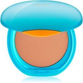 Shiseido Sun Foundation vízálló kompakt make - up SPF30 árnyalat Medium Beige  12 g