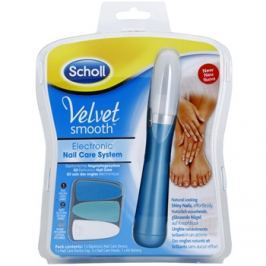 Scholl Velvet Smooth elektromos körömreszelő