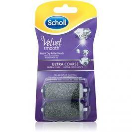 Scholl Velvet Smooth tartalék fejek az elektromos talpreszelőbe ultra erős   2 db