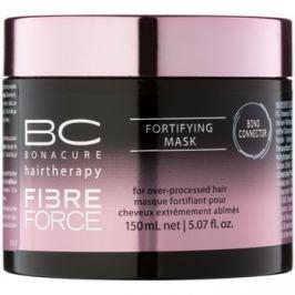 Schwarzkopf Professional BC Bonacure Fibreforce erősítő maszk nagyon sérült hajra  150 ml