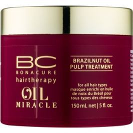 Schwarzkopf Professional BC Bonacure Oil Miracle Brazilnut Oil haj maszk minden hajtípusra  150 ml