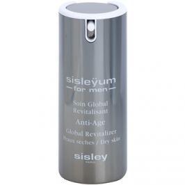 Sisley For Men Sisleyum komplex revitalizáló ápolás az öregedés ellen száraz bőrre  50 ml