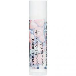 Soaphoria Lip Care gyümölcsös organikus ajakbalzsam  5 g